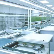 供应税控机装配生产流水线