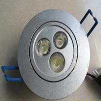 LED天花灯3W 节能环保天花灯 LED照明LED天花灯3W节能