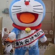 供应订做卡通人偶服装卡通道具机器猫
