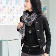 2011年新款卫衣女装高领打底图片