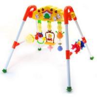 外贸玩具音乐健身架婴儿健身架批发