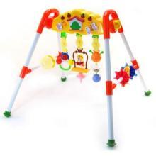 供应外贸玩具音乐健身架婴儿健身架批发批发