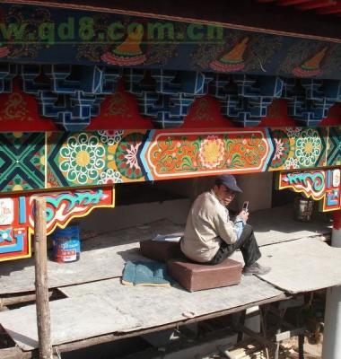 文化墙彩绘图片/文化墙彩绘样板图 (2)
