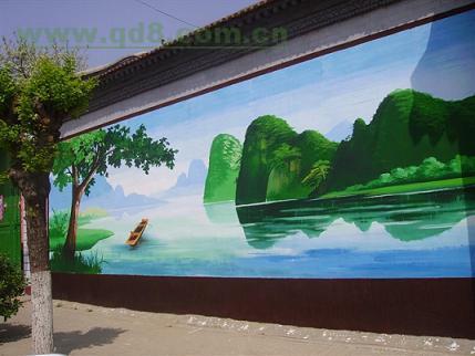 北京文化墙彩绘墙体彩绘古建彩绘销售