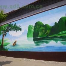 供应北京文化墙彩绘墙体彩绘古建彩绘写大字粉刷图片