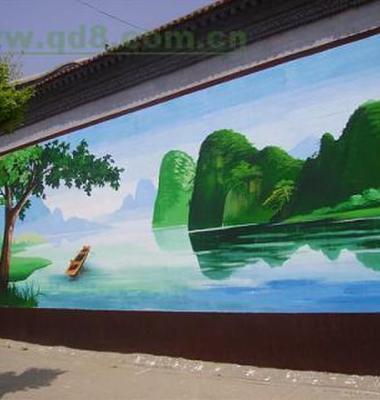 文化墙彩绘图片/文化墙彩绘样板图 (1)