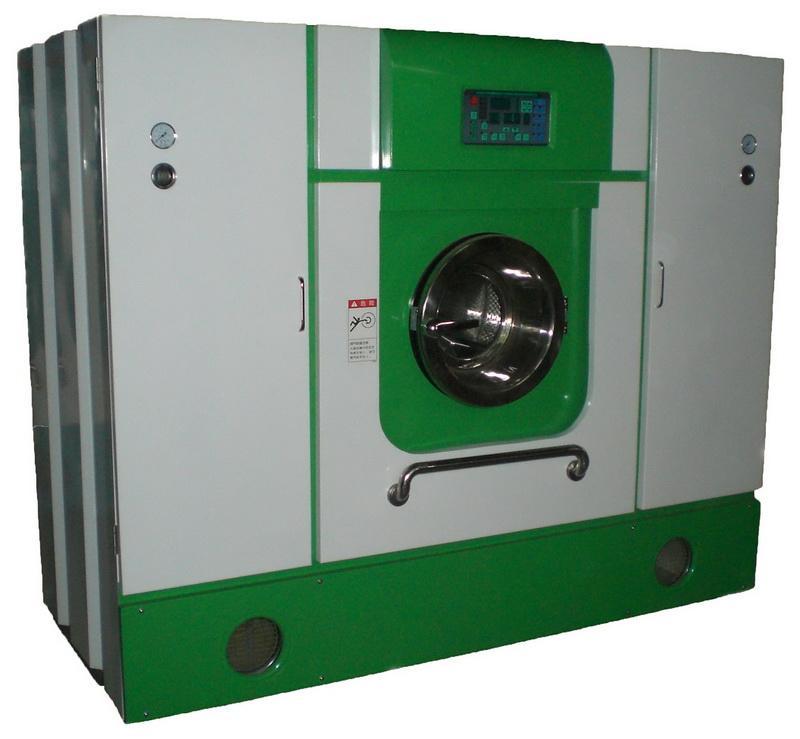 供应全自动变频双缸四过滤干洗机