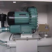 供应沼气压力控制系统
