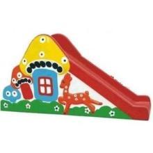 供应新乐园玩具滑梯批发幼儿园小鹿滑梯批发