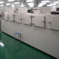 供应苏州盖板玻璃丝印IR红外隧道烘干机-玻璃丝印隧道烘干炉厂家直销商