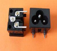 广州供应带VDE认/证的米老鼠型插座/梅花插座/梅花型AC插座