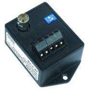 供应单路有源发射器,传输距离为彩色信号0-1500米。