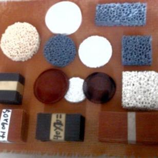 铁水过滤网专业制造厂家图片