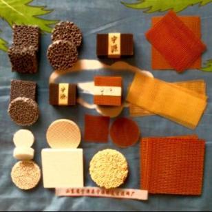 西安市铸造过滤网生产供应商图片