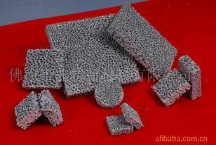 购泡沫陶瓷铸造过滤器到宁源图片