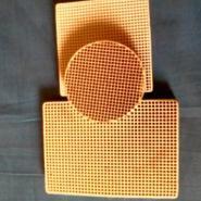 球铁用直孔陶瓷过滤网宁源出品图片