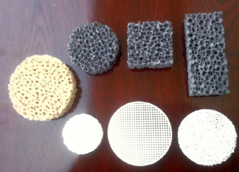 铸造过滤器图片/铸造过滤器样板图 (3)