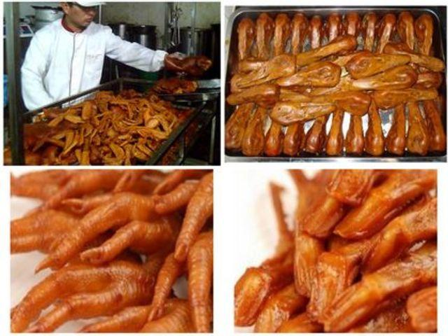 ...烤鸭样板图 卤味卤菜烤鸭培训05 福建福州.卤味.烤鸭.酱板鸭....