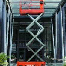供应用于高空作业维修的全电动自行走升降机移动剪叉式升降机高空作业升降平台厂家批发