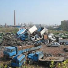 供应 四川成都两轮摩托车报废回收图片