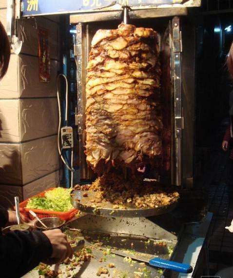 仟佰味食品技术有限公司生产土耳其烤肉加盟