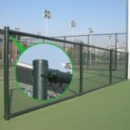 体育围网篮球场围网围网灯光图片