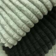 供应4.5条玉米粒锦涤灯心绒-灯芯绒--家纺面料