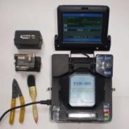 OTDR测试工程图片