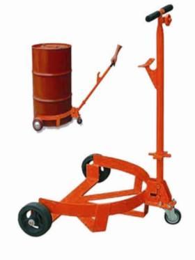放低型油桶搬运车FDX-A1生产厂家