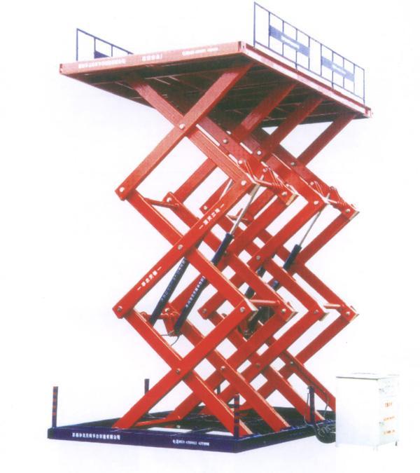 固定升降平台XLDP-B生产厂家佛山市鑫升机械设备有限公司