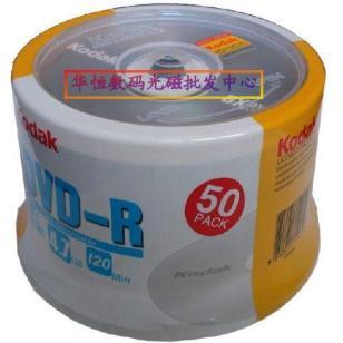 柯达DVD-R光盘经销商图片