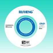 日胜3寸DVD-R刻录光盘图片