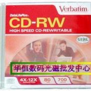 威宝CD-RW单片装光盘图片