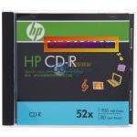 陕西HP单片装CD光盘批发图片