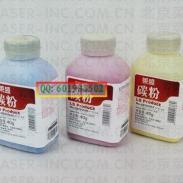 莱盛HP1215彩色碳粉批发图片