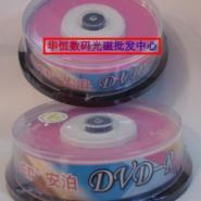 西安安泊3寸DVD光盘批发图片
