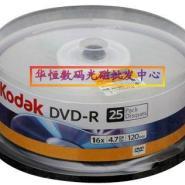 柯达DVD-R25片装刻录光盘图片