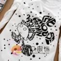女士打底衫批发2011新款韩版针织衫女长袖t恤东莞长