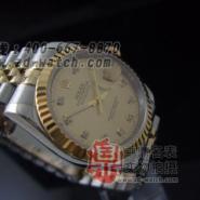 Rolex劳力士18K金表图片