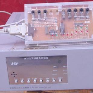 耳机综合测试仪图片