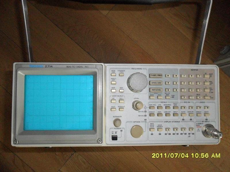 供应北京泰克2714频谱分析仪售后维修_北京泰克2714频谱分析仪维修报价