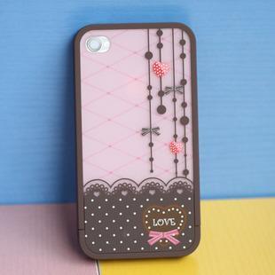 苹果手机4壳_供应旅行款iphone4手机壳苹果