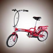 祖玛电动折叠自行车/折叠电动图片