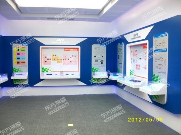 供应武汉展览公司企业科技展厅设计装饰图片