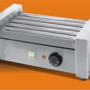 台式烤香肠机器绿菱图片