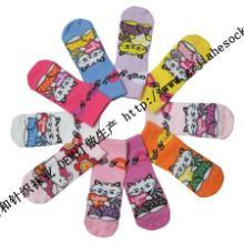 供应外贸订制儿童袜全棉广东广州袜子