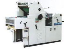 川田供平版印刷机,打码印刷机,配页机,票据印刷机