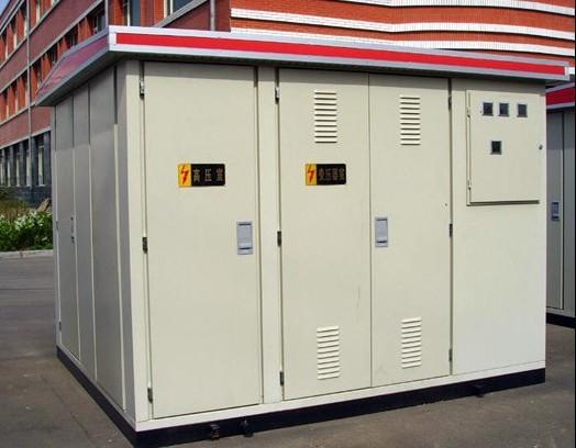 zbw-10系列组合式箱式变电站图片图片