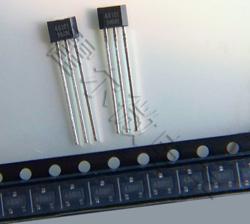 供应高灵敏度霍尔开关全极霍尔元件 磁敏三极管