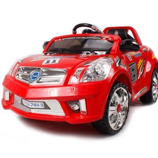 电动车图片 遥控电动车样板图 新款法拉利跑车遥控电动车宝高清图片